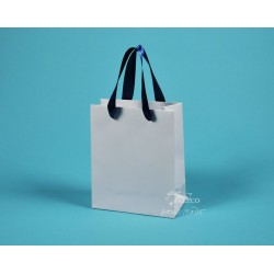 dárková papírová taška - JIŘINA se stuhou