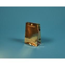 papírová taška GABRA 11x6,5x16 zlatá