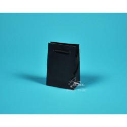papírové tašky GABRA 11x6,5x16 černá křída