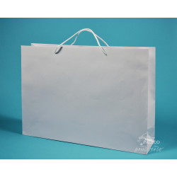 papírová taška MADLA 55x9x39 bílá