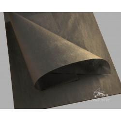 Balící papír hedvábný černý 18g, balení 50 archů