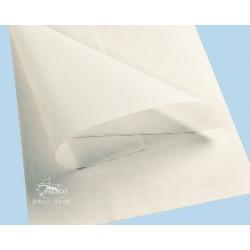 Balící papír hedvábný bílý 22g, balení 50 archů