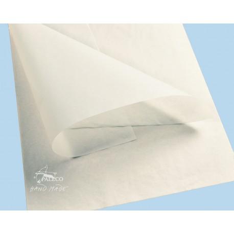 Balící papír hedvábný arch 75x50 cm bílý