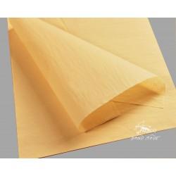 Balící papír hedvábný vanilková - žlutá 18g